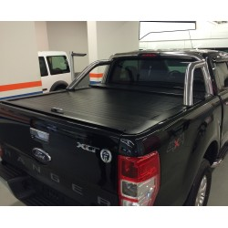 Couvre benne aluminium Ford Ranger ( 4 portes)