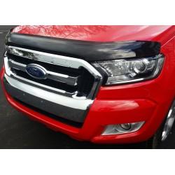 Déflecteur de capot après 2012 Ford Ranger