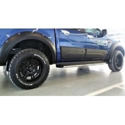 Elargisseur d'aile Abs après 2012 Ford Ranger
