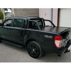 Arceau noir inox Ford Ranger