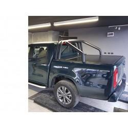 Arceau canyon inox pour Mercedes classe X